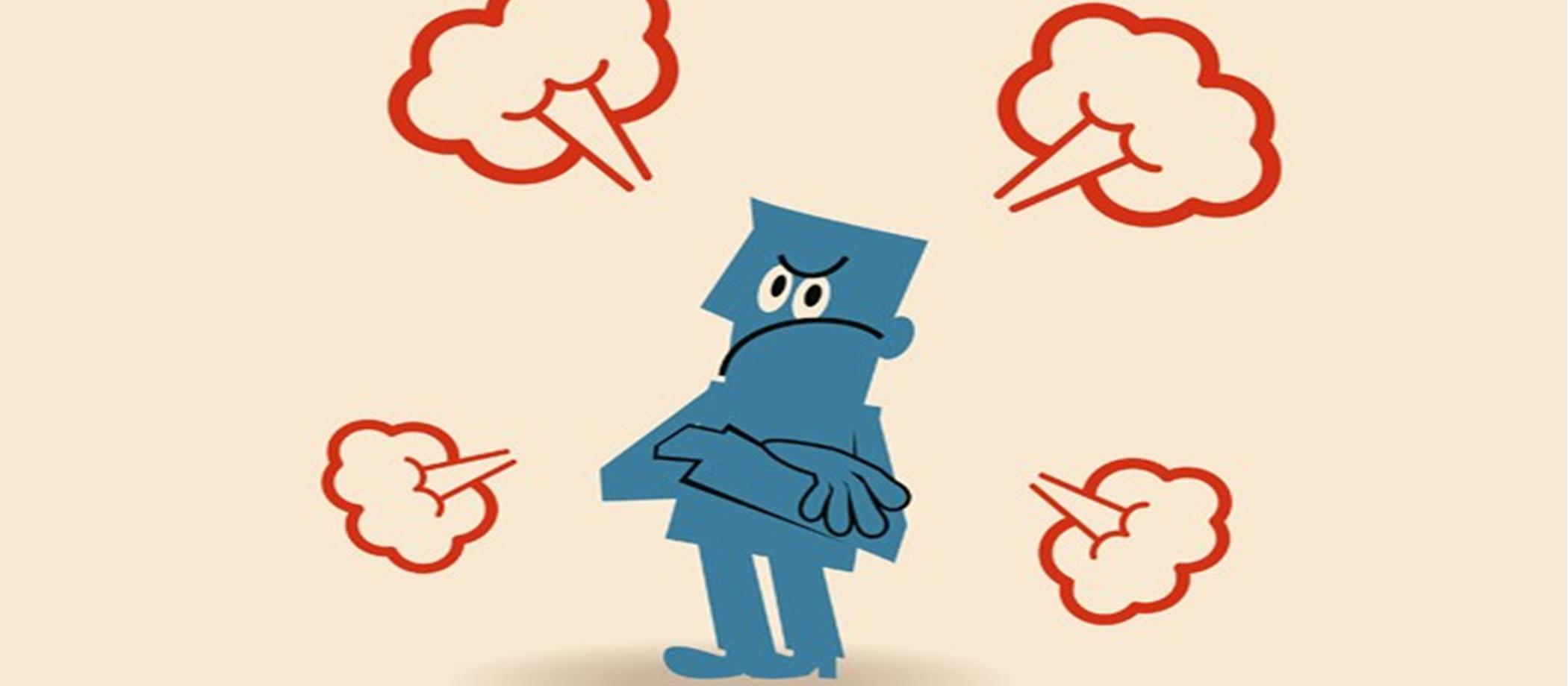 EFT e o hábito de reclamar